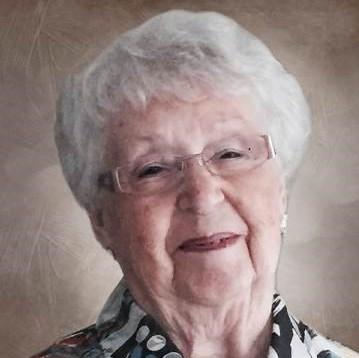 Pauline  Béchard Hurteau