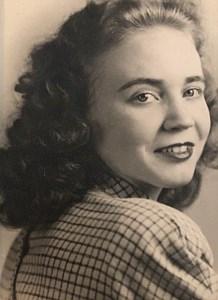 Dorothy Anne  Watson
