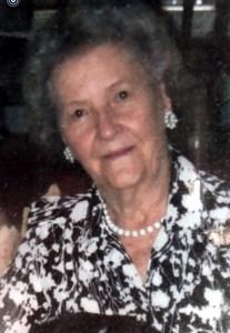 Vera Alene  Harper