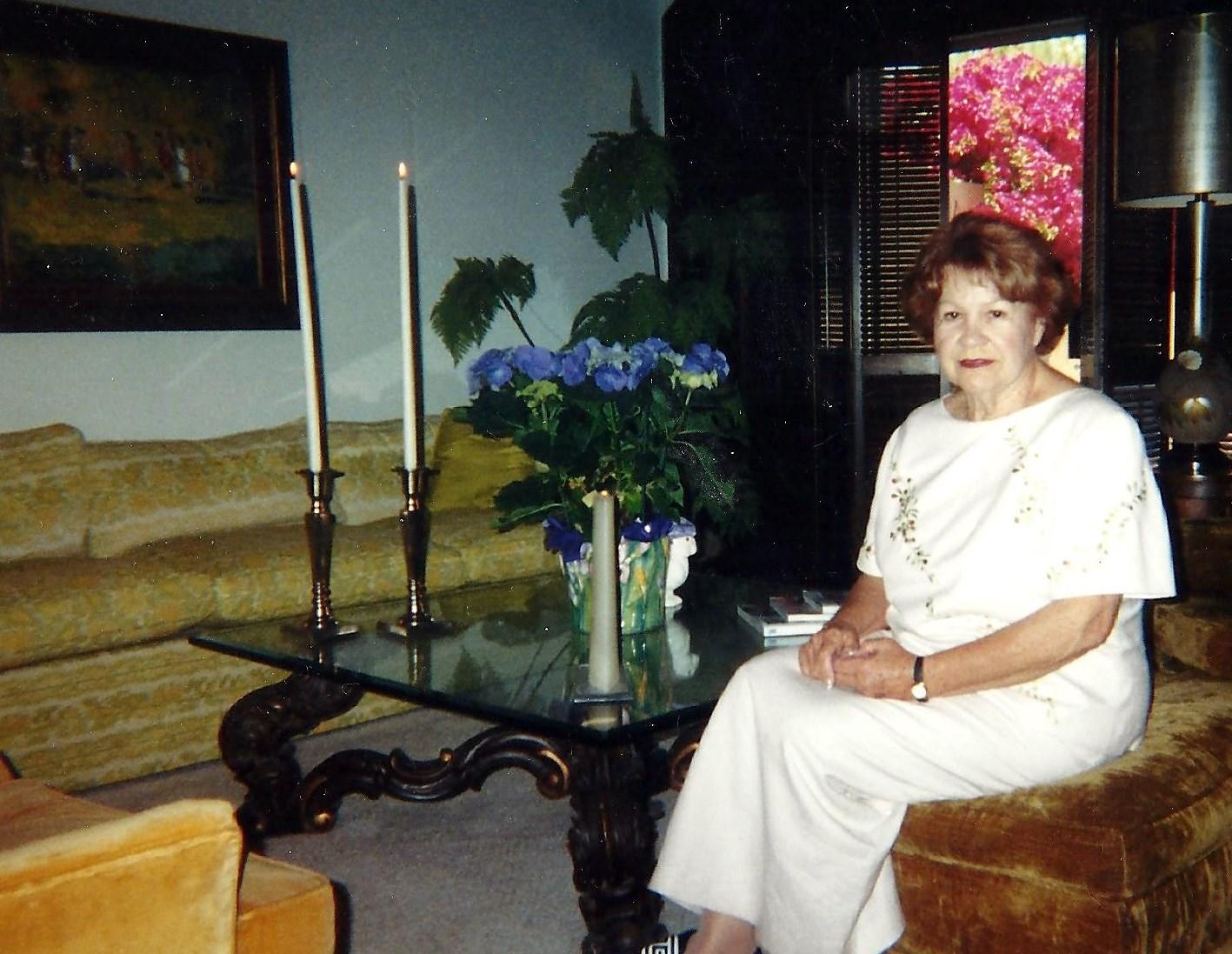 Marjorie Ann  Reeves