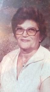 Agnes Georgia  Backhus