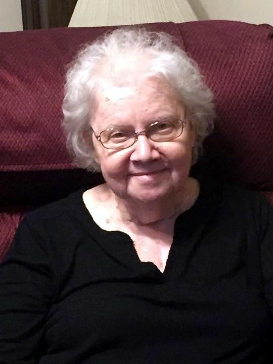Patricia Ann  Finley