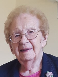 Violet Irene  Paterson