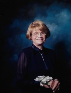 Joann Janet  Wood