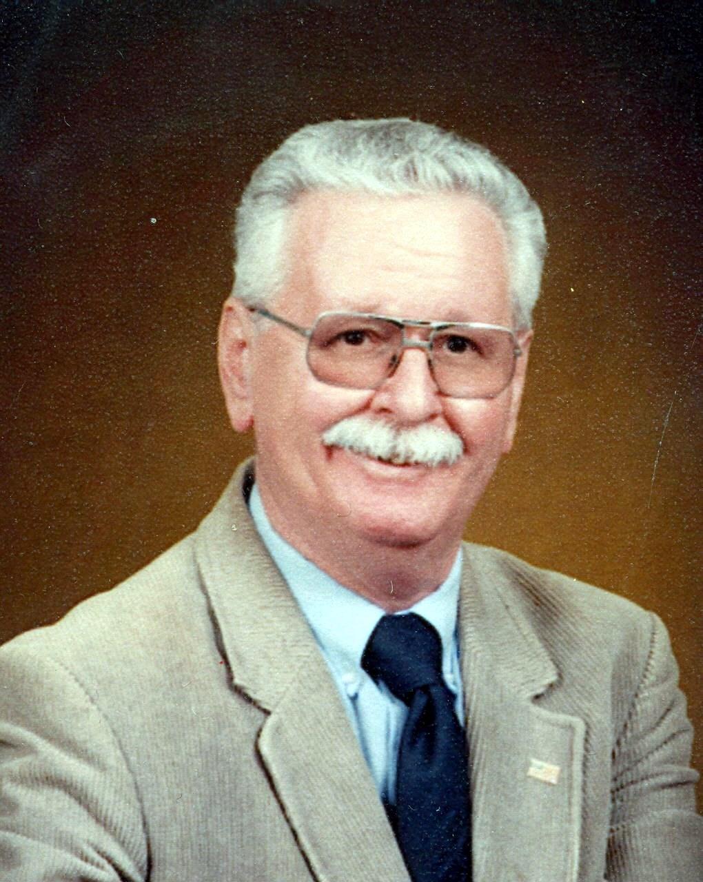"""Gene C. """"Konk Konk""""  Wilkerson"""