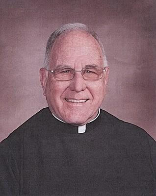 """Rev. Msgr. Robert T. McDermott """"Fr. Bob"""""""