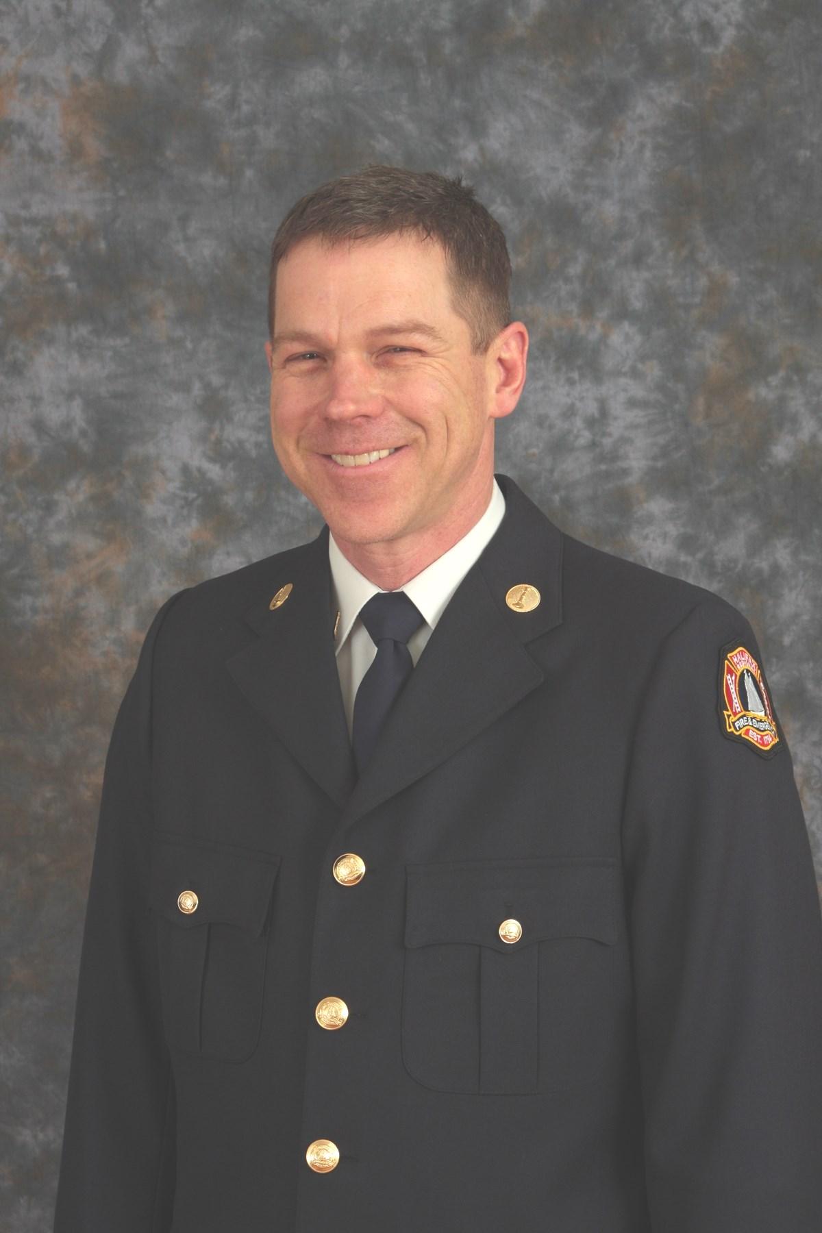 Captain Brian A.  McKay