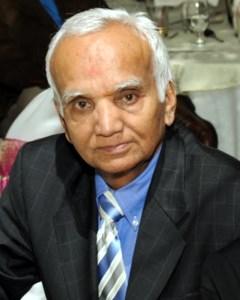 Rasikbhai B.  Patel