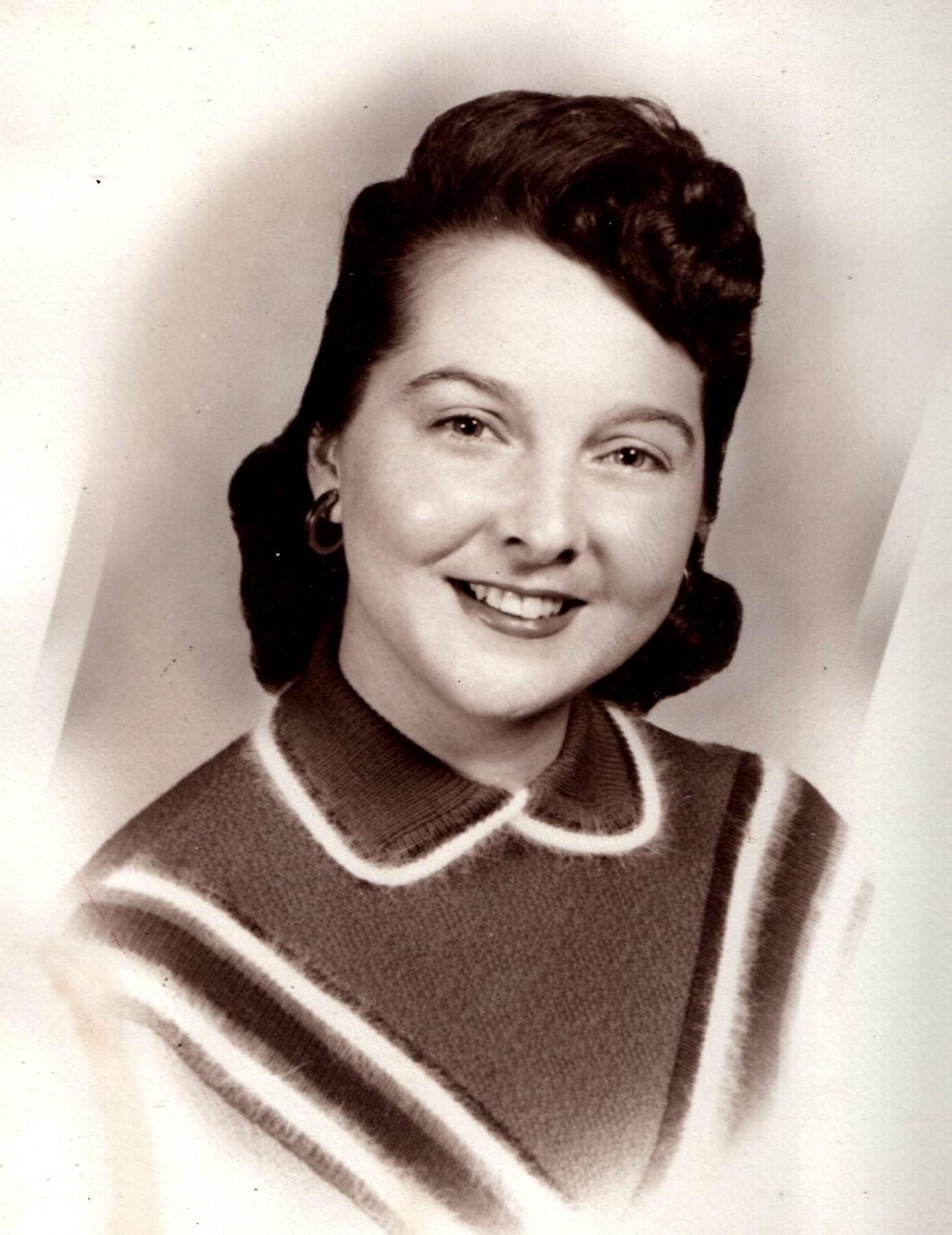 Virginia McElroy  Strader
