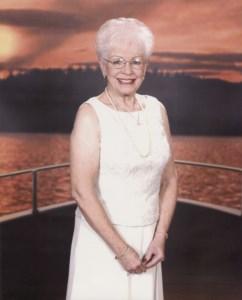 Nadine Adele  McLaren