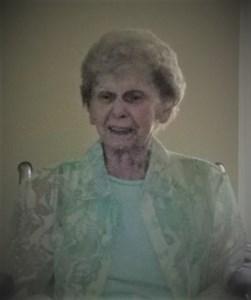 Florence Josephine  ELIAS