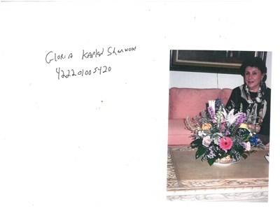 Gloria Sherwood