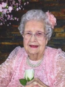 Annetta Ruth  Goslin