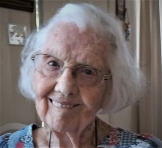 Elizabeth Mae  Watson
