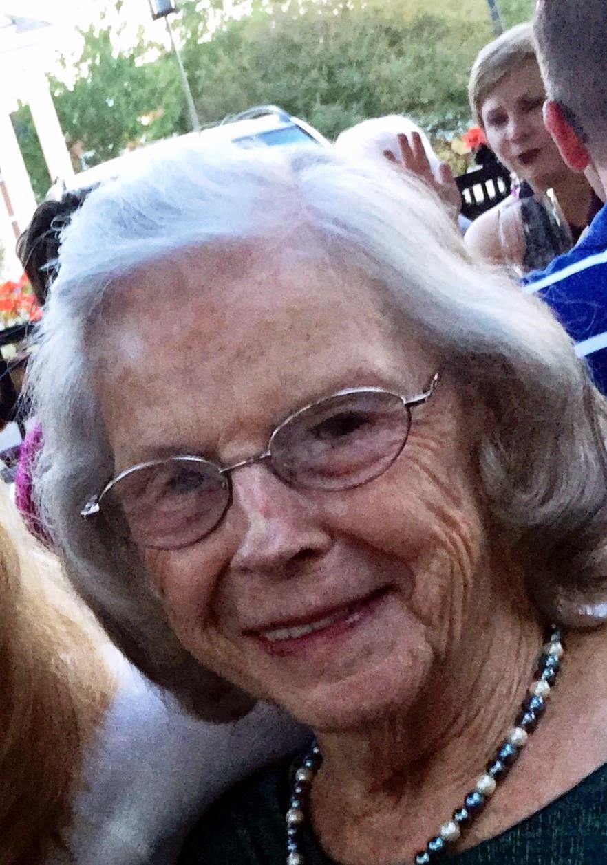 Nonnie Fox  Engleman