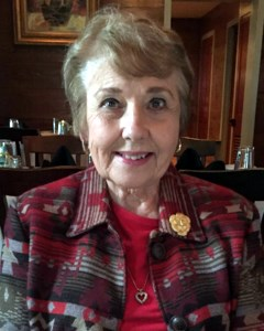 Barbara Ann  Trott