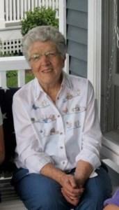 Helen M  Dorner