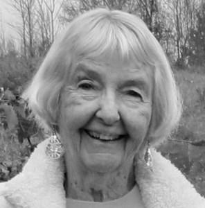 Joan Temple  Hillegass