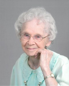 Mary Elizabeth  Wohlgemuth