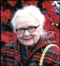 Gertrude Jeanne  (Rasmussen) Bell