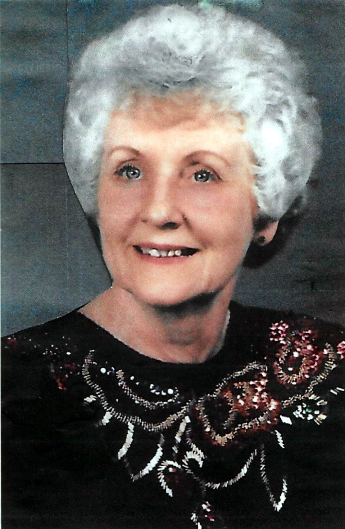 Norma Violet  Tackstrom