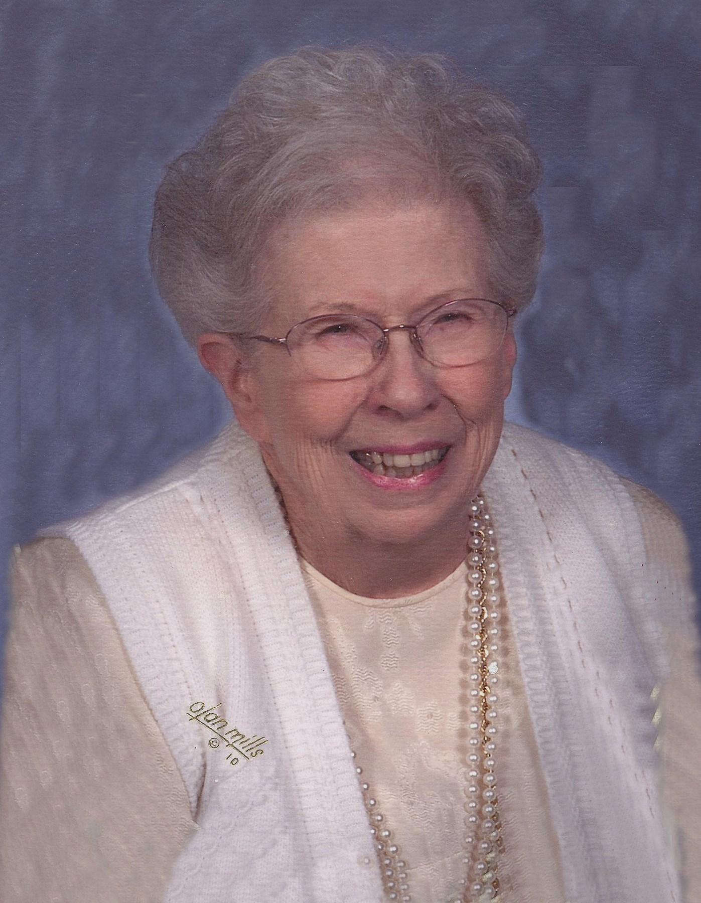 Elizabeth Davy  Warren
