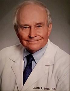 "Dr. Joseph ""Joe"" Albert  Snitzer III"