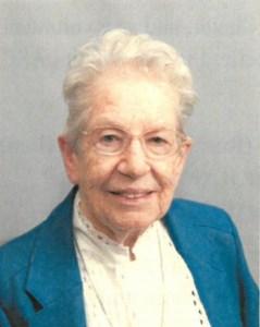 Sr. Ruth Claudine  Timmermeyer
