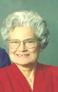 Evelyn Faye  Casteel