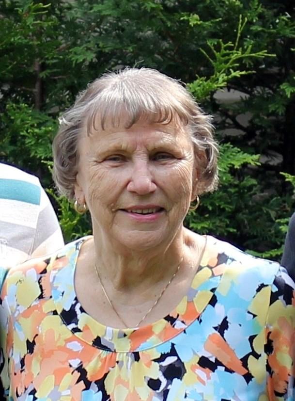Joyce Evelyn  Blake