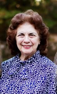 Virginia Evelyn  Robinson