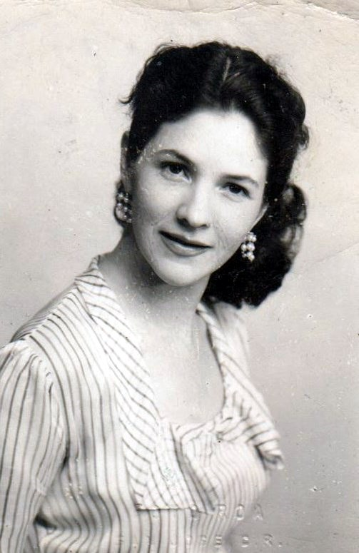 Arabella Esperanza  Arroyo de Neubauer