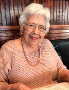 Juanita Seward  Coleman