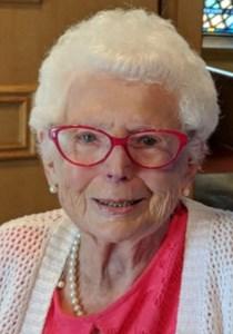 Marjorie Ann  Benson
