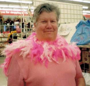 Patricia Ann  Reed