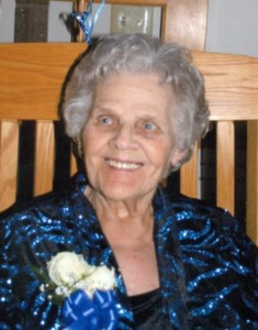 Margaret Dora  Robichaud