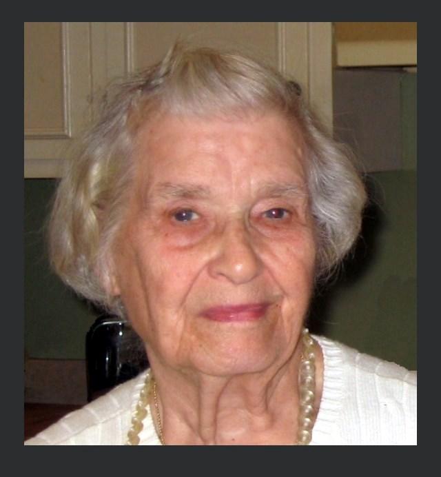 Dorothy Lillian  Evans