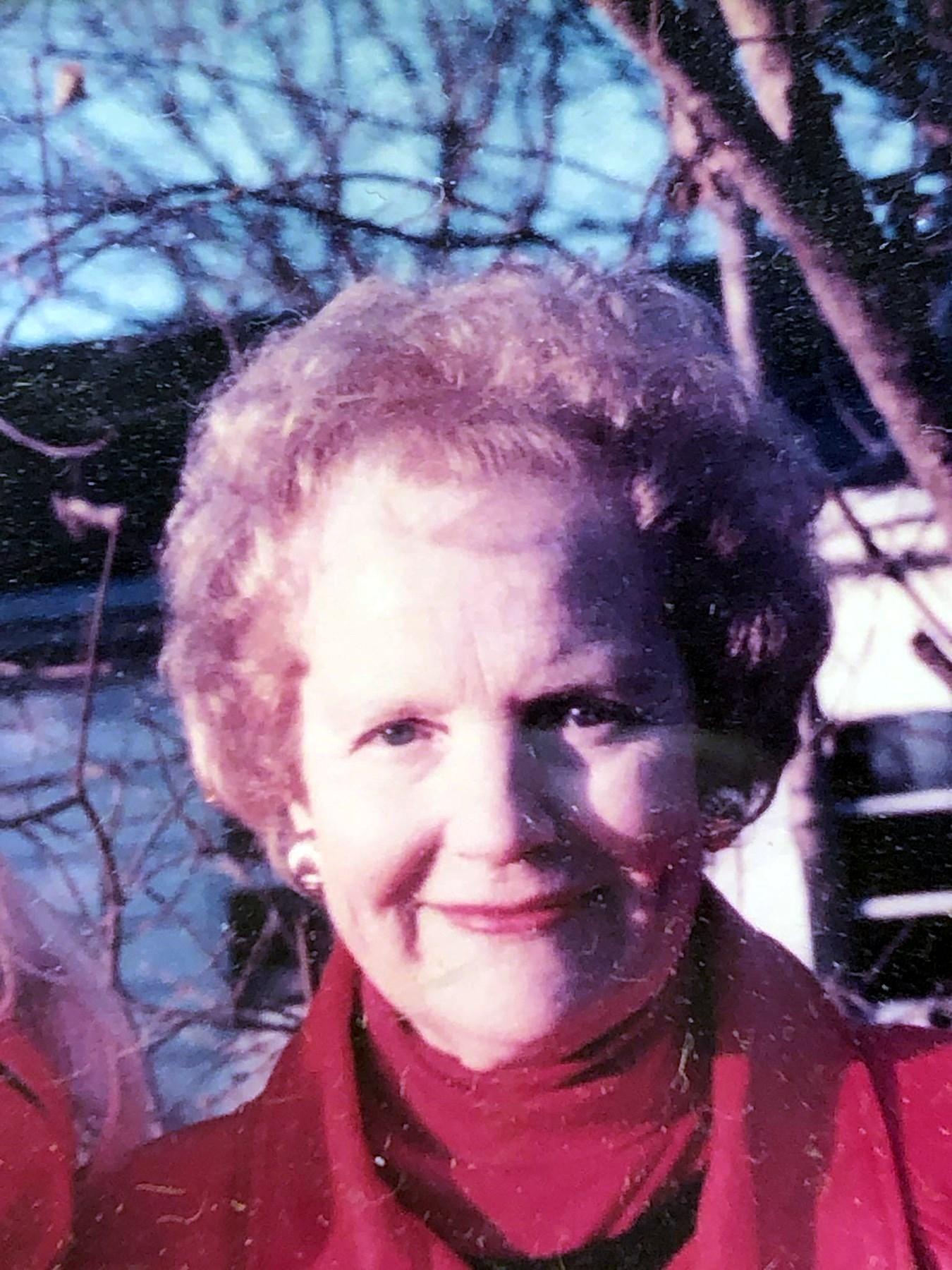 Doris Elaine  Scheuing