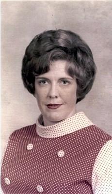 Doris Calhoun