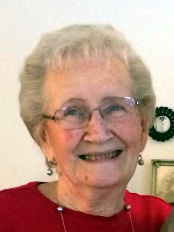 Patricia Lorraine  Cross