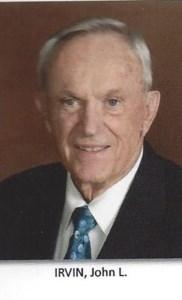 John Lafayette  Irvin