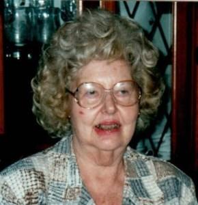 Elizabeth Gertrude  Welker