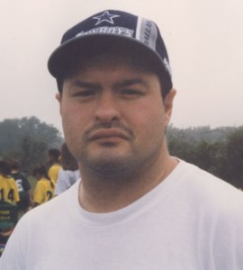 Sergio Noe  Cantu