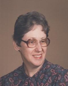 Judith Ellen  Bradford