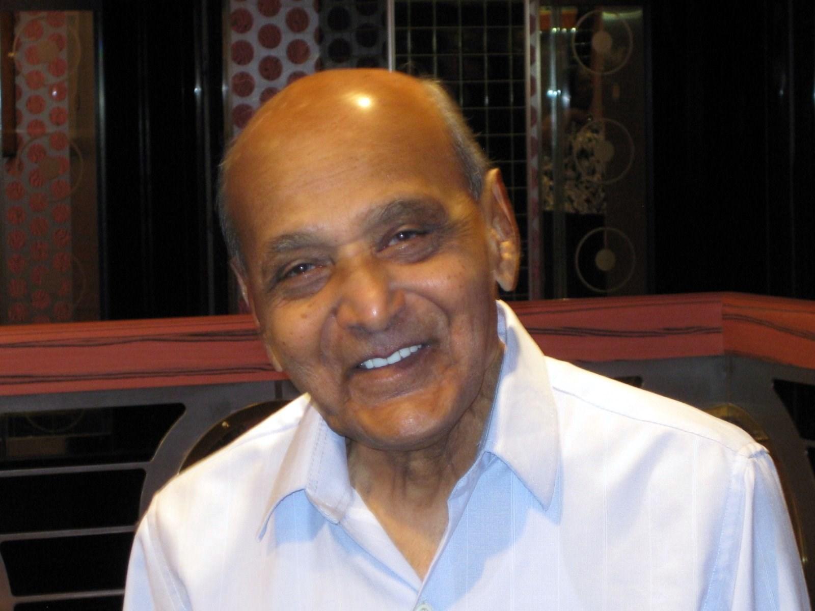 Amritlal K  Shah