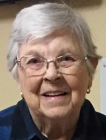 Marjorie Evalene  Geick