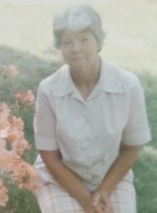 Agnes  Warner
