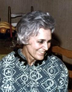 Mary Louise  Burnett