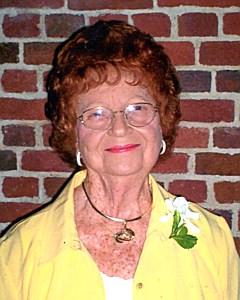 Annie Hazel  Patterson