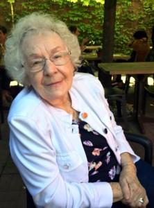 Frances Edna  Lupel